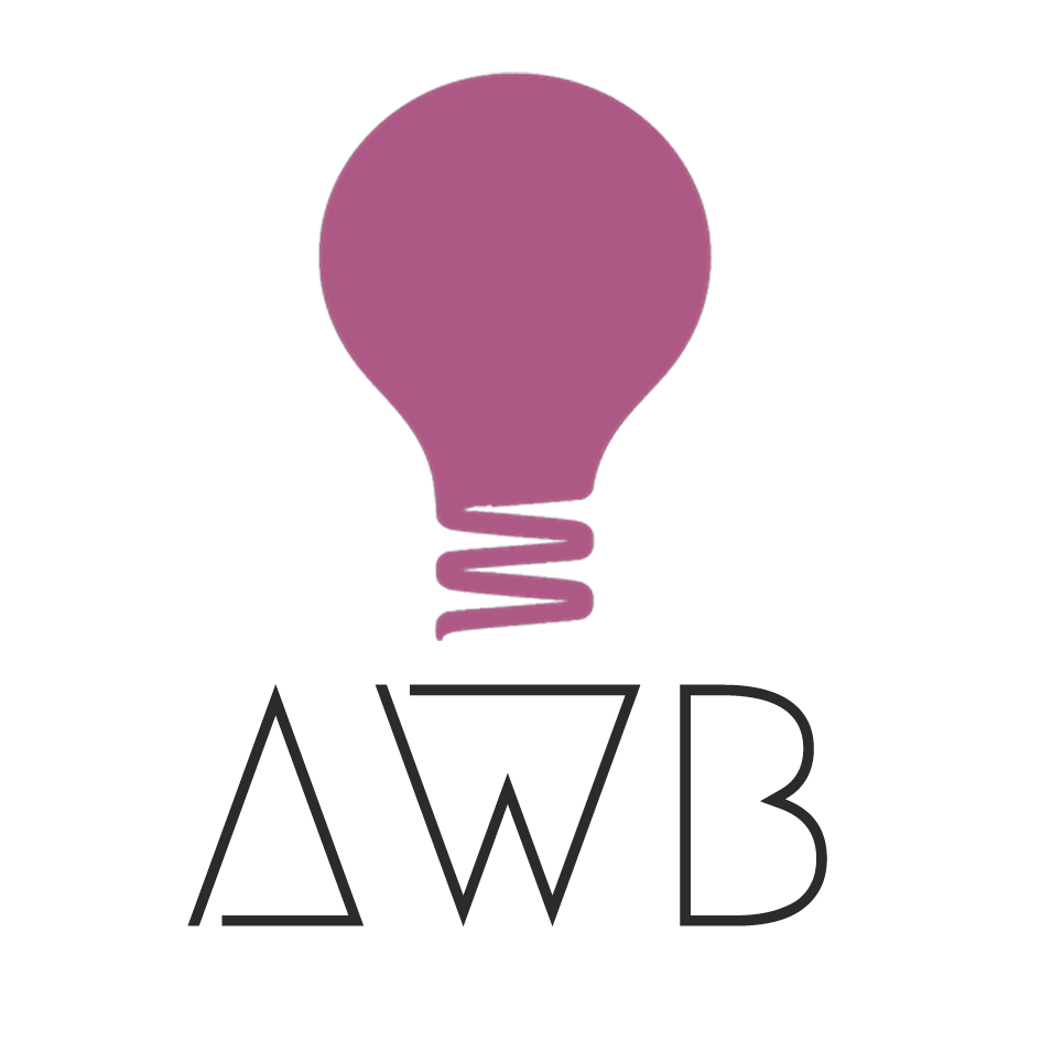 Logo de l'agence we blink AWB